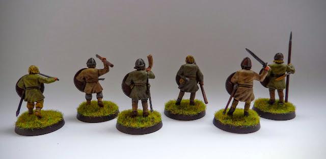Anglo-Saxon Geburs for Gripping Beasts' SAGA Viking Age.