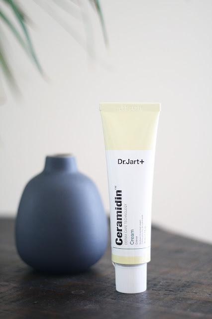 Dr Jart, Ceramidin cream, dry skin, beauty, beauty blogger, skincare