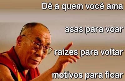 Pensamentos e Frases do Dalai Lama