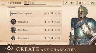 The Elder Scrolls Blades Mod Apk unlimited