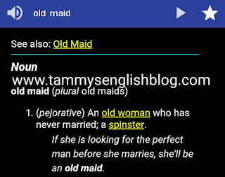 "Referring to all ""unmarried woman"" as ""spinsters"" is a sheer display of ignorance! See reasons"
