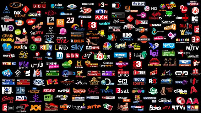 World iptv playlist Over 2000 Channels m3u-vlc-kodi