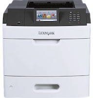 Lexmark MS810 Printer Driver Downloads - Windows, Mac, Linux