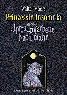 Bücherblog Zamonien Leseprobe Fantasy Roman Krankheit Bestseller CFS