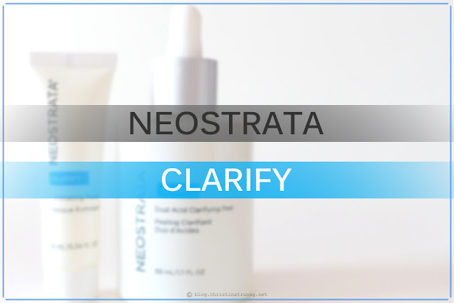 NEOSTRATA Clarify Dual Acid Clarifying Peel and Exfoliating Mask Review