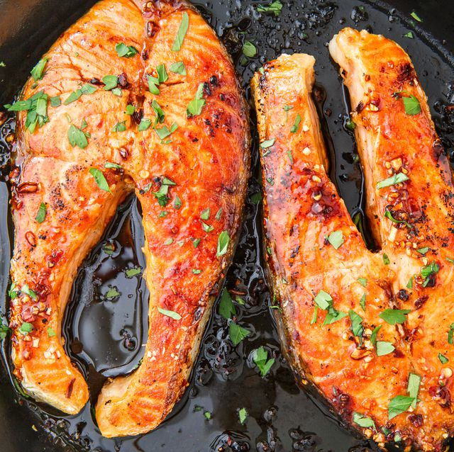 How To Cook Salmon Steak