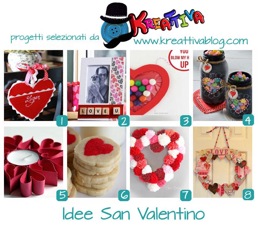 19 Idee per San Valentino