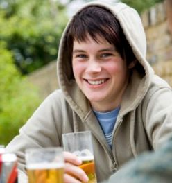 Alcohol Hey There Teen 69
