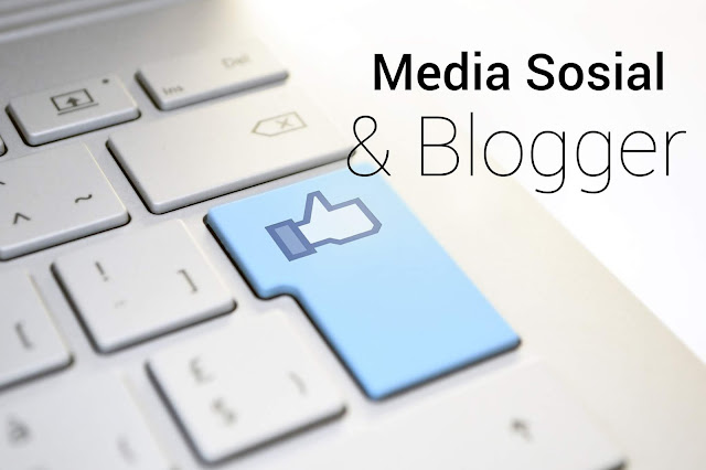 Korelasi Media Sosial dengan Blogger