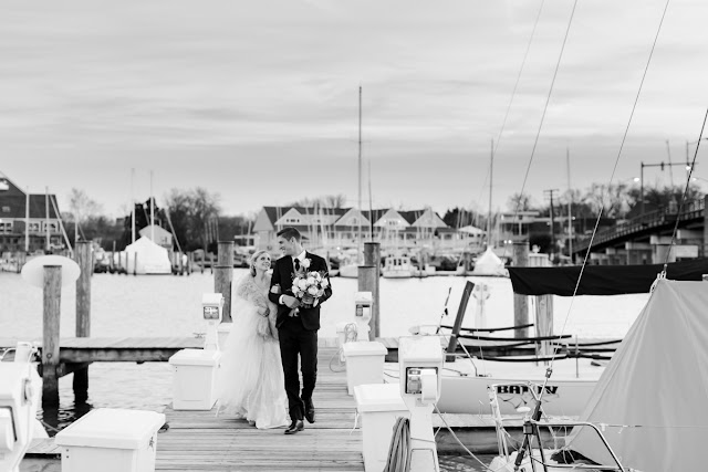 Annapolis, MD Wedding at The Annapolis Yacht Club photographed by Maryland Wedding Photographer Heather Ryan Photography