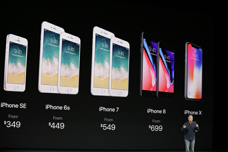 iPhone 8, iPhone 8 Plus, iPhone X Specifications And Here Is How Much They Will Cost