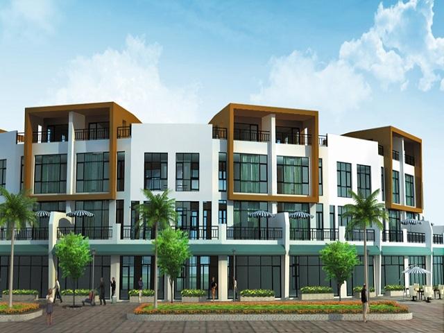 Nhà liền kề The Manor Lào Cai