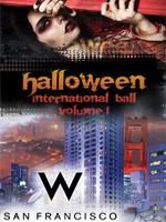 W San Francisco Halloween International Ball 2017 Tickets
