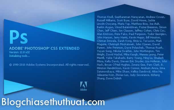 Tải về Adobe Photoshop CS5 Protable không cần cài đặt
