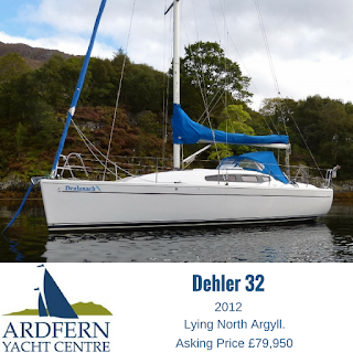Dehler 32 for sale
