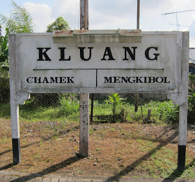 Image result for kluang railway station