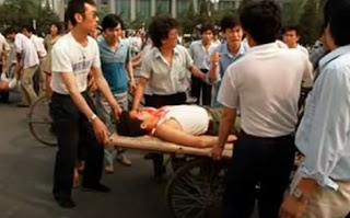 Tragedi Pembantaian Tiananmen