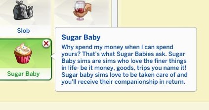 mod sugar download baby sims 4