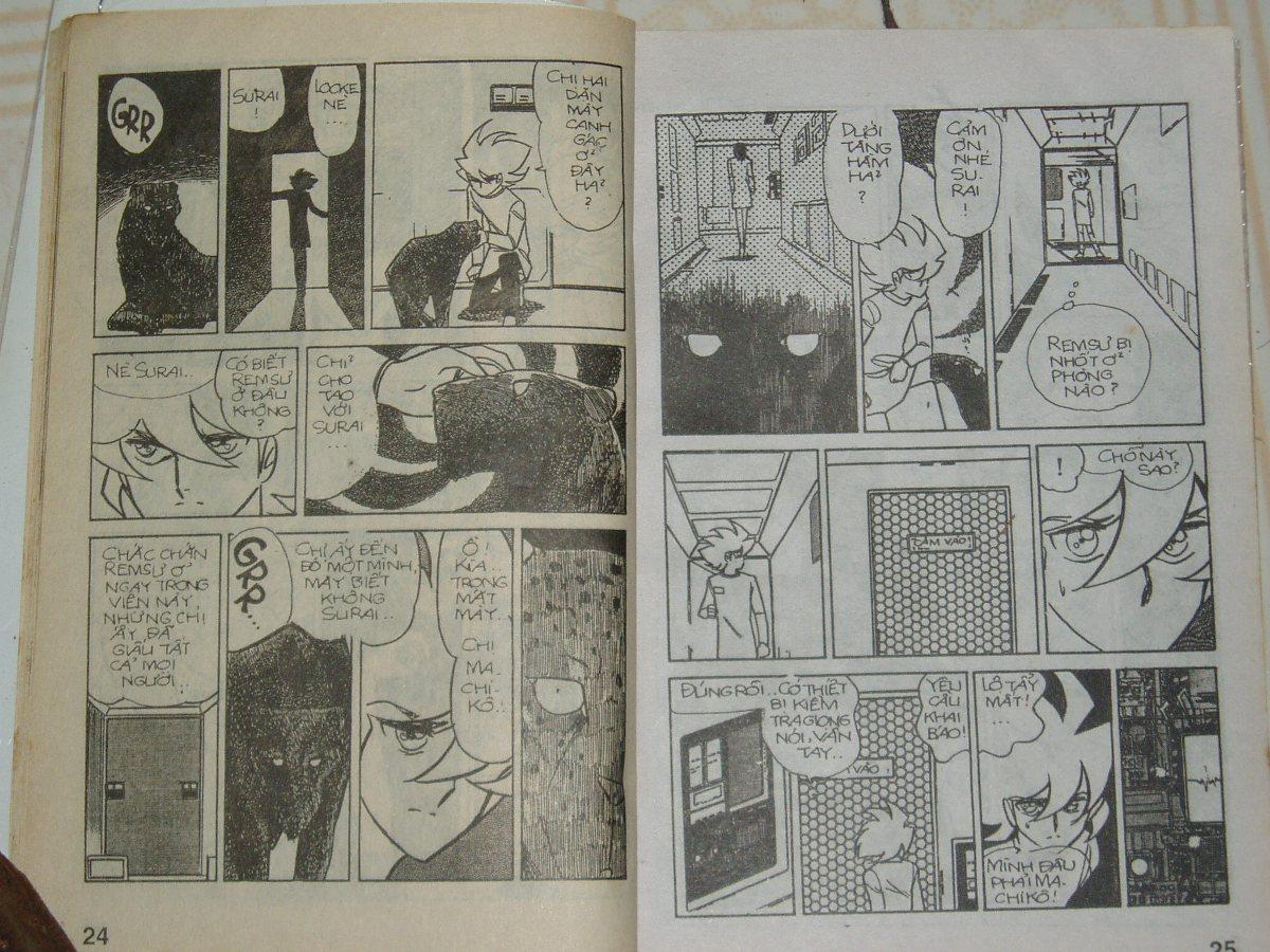 Siêu nhân Locke vol 01 trang 11