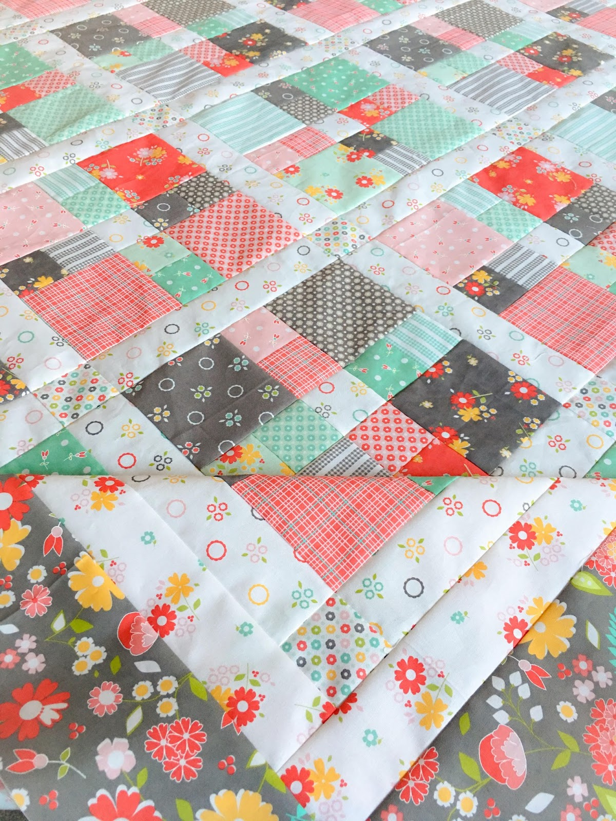 Carried Away Quilting: Harmony: a versatile fat quarter pattern : harmony quilt pattern - Adamdwight.com