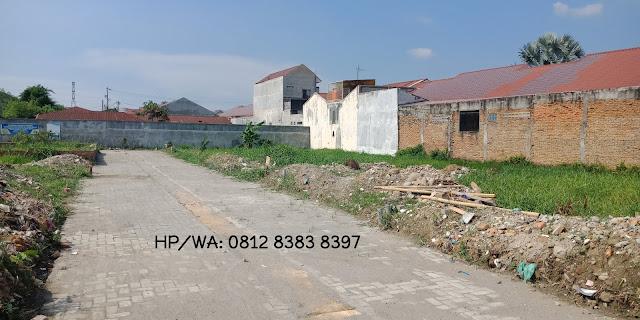 Jual Tanah Kavling Murah 220 Juta SHM Di Cluster Kelapa Gading Jalan Kelambir V Medan Sumatera Utara