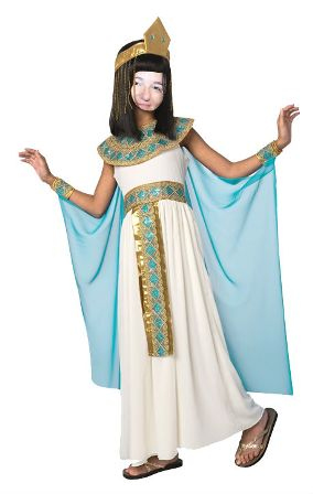 i could dress as cleopatra and order everyone around to wait on me wait that would make me sound too much like a teenager over 3000 costumes and