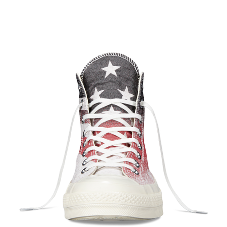 d262a078f0b The Fade Still Shines  Converse All Star Chuck Taylor Hi 1970 Engineered  Flag Sneaker