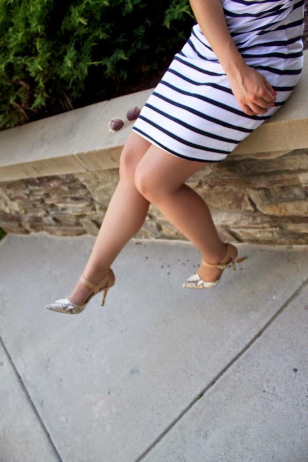 Worn Hanes Pantyhose Silk Reflection 20