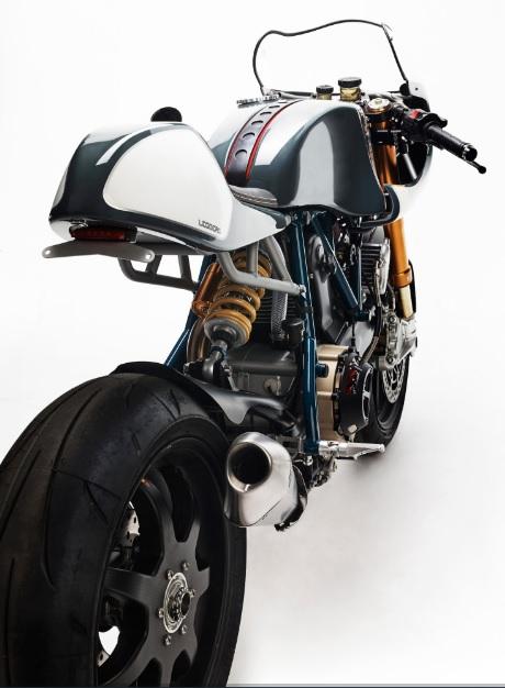 Ducati By Walt Siegl Hell Kustom