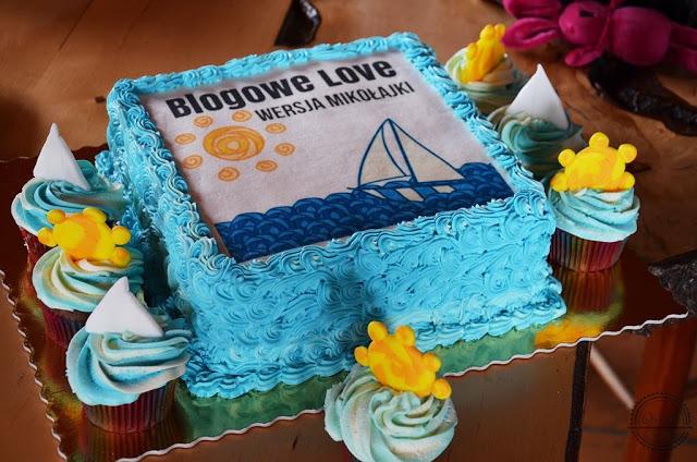 tort blogowe love