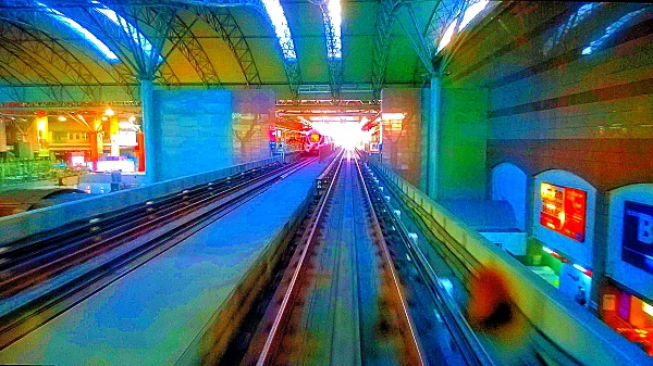 Mobile Photography, Colors of KL Sentral 06