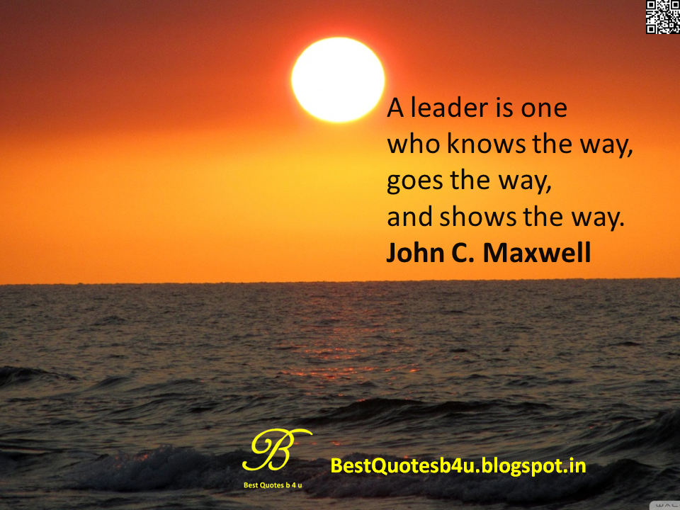 Latest Best English Quotes with Images and wallpapers John C. Maxwell sayings thoughts inspirations quotes about Leadership