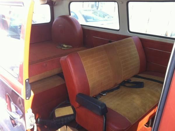 1978 VW Bus Champagne Edition II | VW Bus