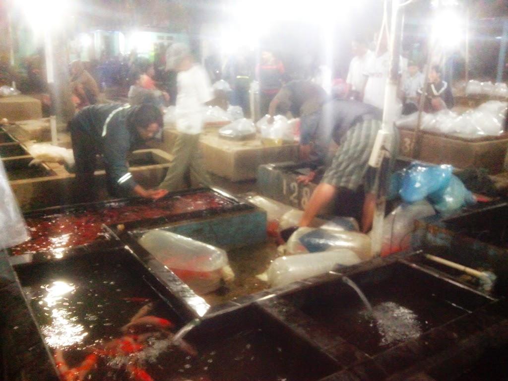 pasar ikan parung
