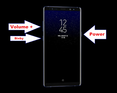 How to Reset Samsung Galaxy Note 8 2017