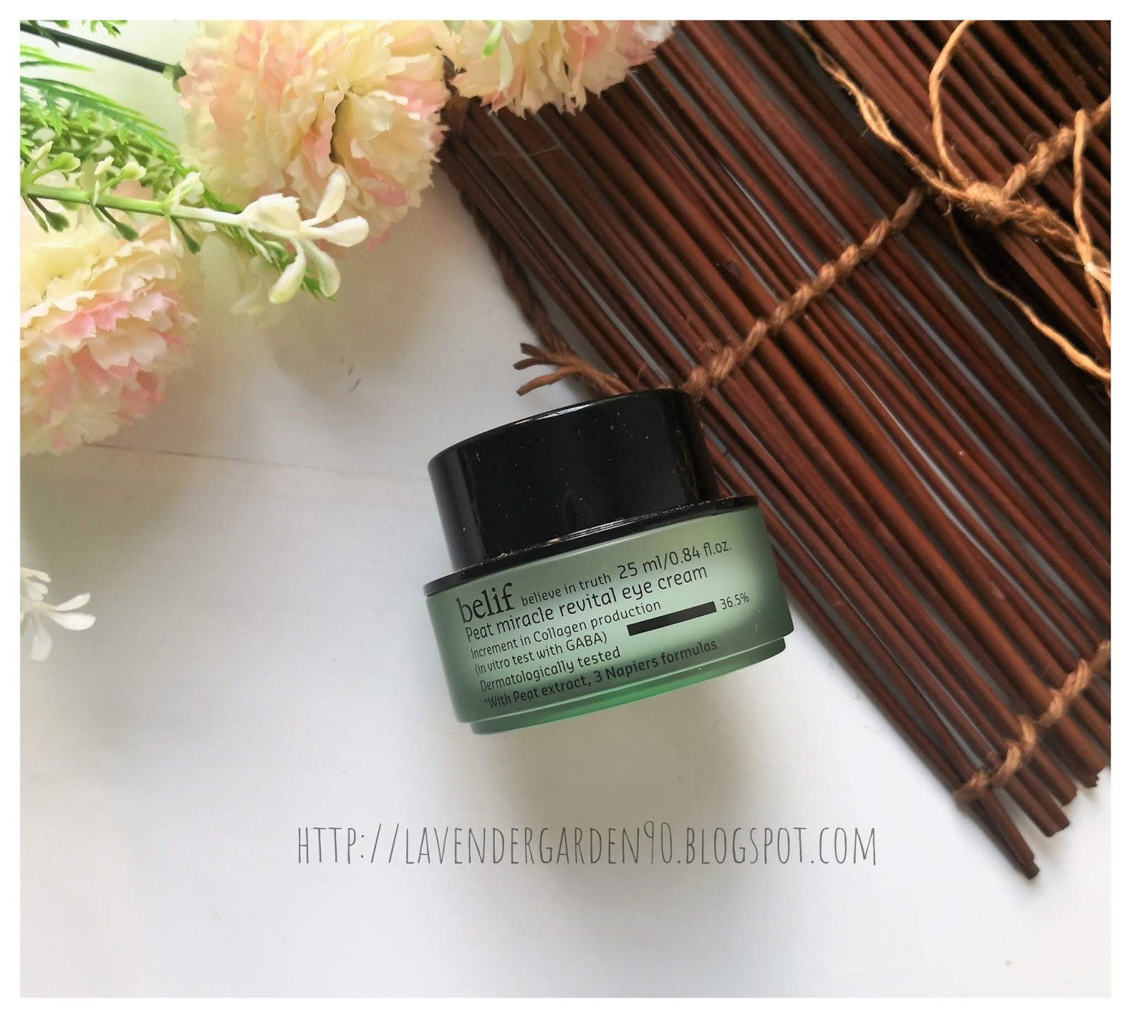 Peat Miracle Revital Eye Cream by belif #6