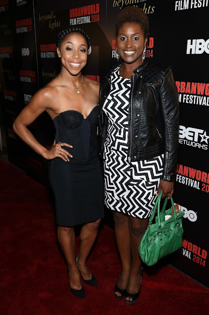 Insecure HBO creator Issa Rae