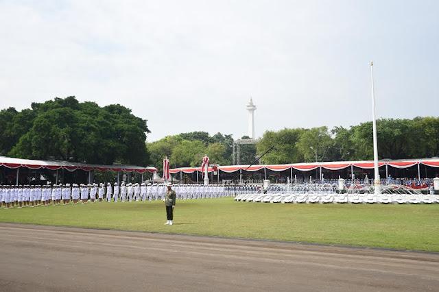 TNI Menjadi Bagian Penting Setiap Upacara Kenegaraan