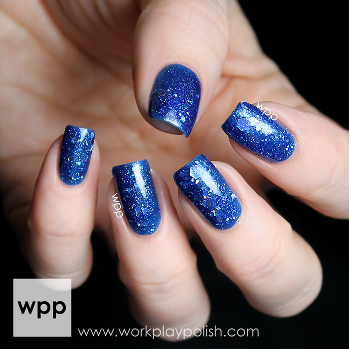 GLAM Polish Vortex from the Supernatural Collection