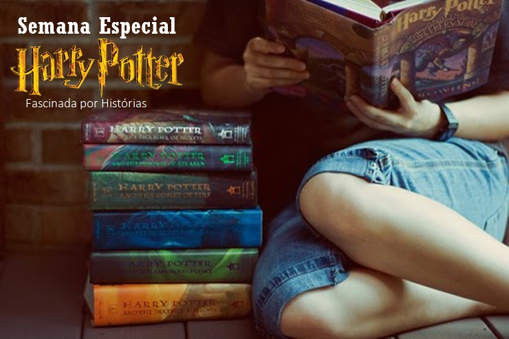 A saga Harry Potter e como ela mudou minha vida de leitora