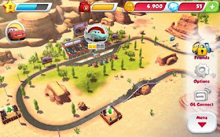 Game Cars: Fast as Lightning di Android