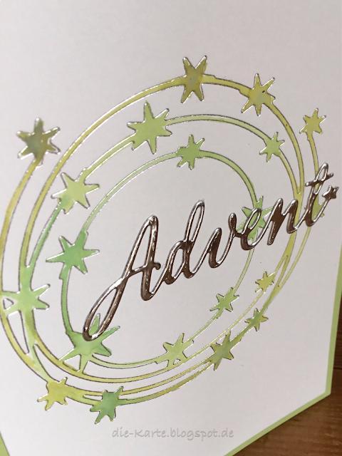 """Sternenkranz"""" Charlie & Paulchen  """"Advent"""" Charlie & Paulchen"""