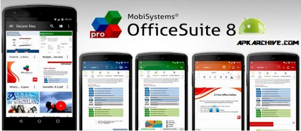 OfficeSuite 8 + PDF Editor Versi Trial and Premium