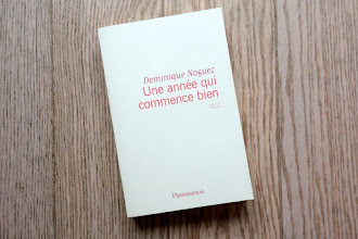 Lundi Librairie : Une année qui commence bien - Dominique Noguez