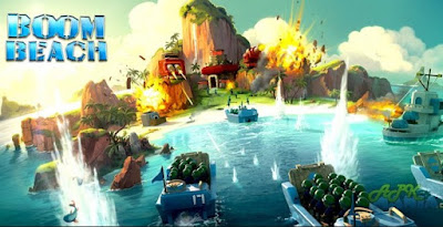Boom Beach Apk for Android Free Download