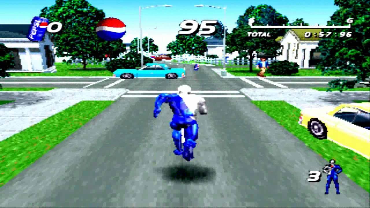 تحميل لعبة بيبسي مان Download Pepsi Man