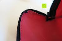 Tasche innen: ORA-TEC 32-teiliges Erste-Hilfe-Set im praktischen Etui mit Gürtelschlaufe
