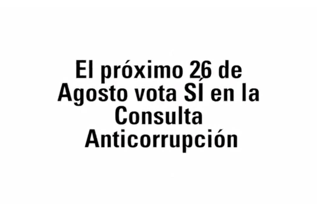 Junta Directiva de la ADE invita a votar SÍ en la Consulta Anticorrupción
