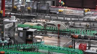 Lowongan Kerja Pabrik Taiwan Produksi Botol Minum Coca Cola