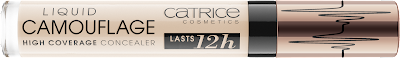 "CATRICE Limited Edition ""Our Heartbeat Project""  Liquid Camouflage High Coverage Concealer"